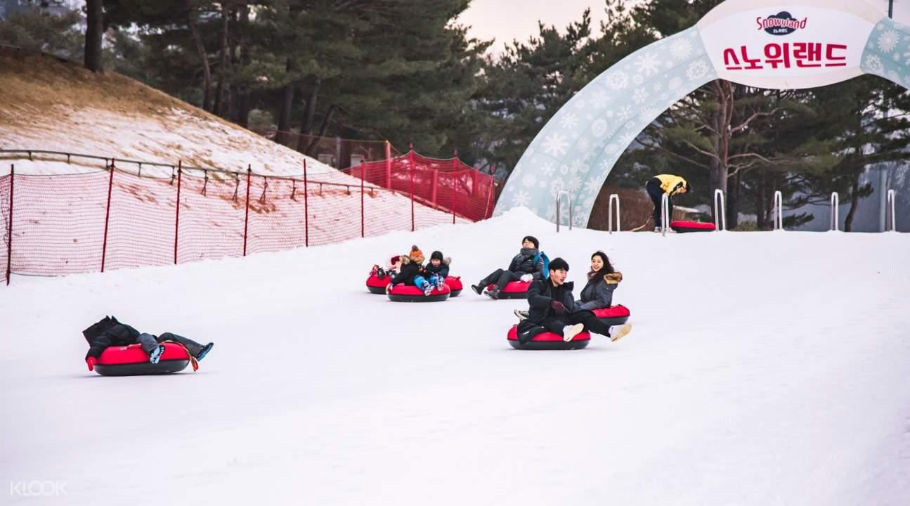 activities in Vivaldi Park Snowy Land